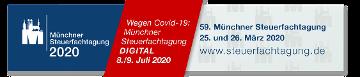 59. Müncher Steuerfachtagung DIGITAL