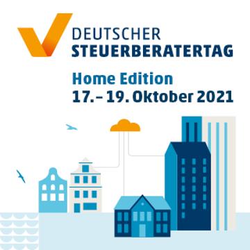 44. Deutscher Steuerberatertag HOME-Edition
